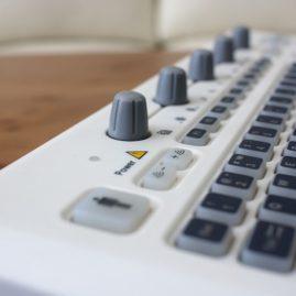 Дизайн и разработка конструкции медицинской клавиатуры с защитой по классу IP 53