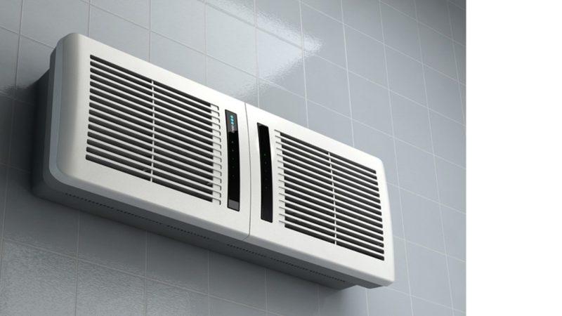 Промышленный дизайн очистителя воздуха, разработка и поставка деталей
